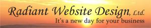 Radiant Website Design logo